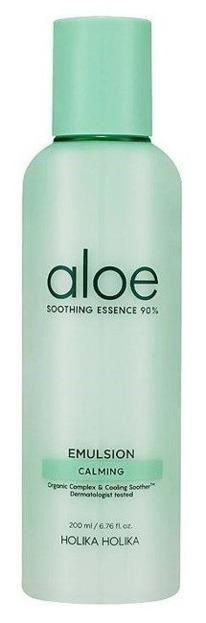 Holika Holika Aloe Essential 90% Soothing Emulsion Nawilżająca emulsja do twarzy 200ml