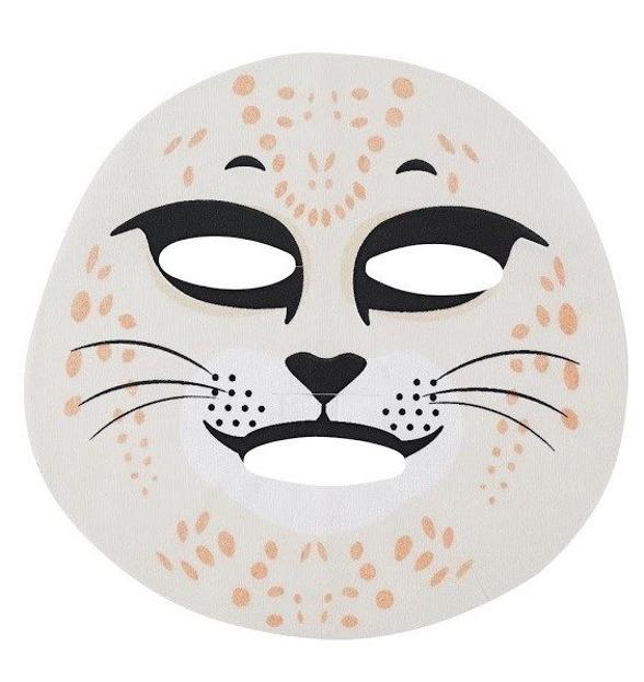 Holika Holika Baby Pet Magic Mask Sheet Soothing Cat - Maseczka do twarzy