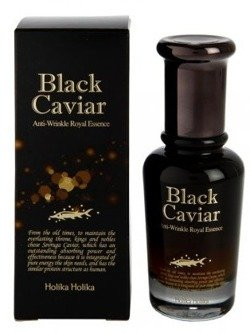 Holika Holika Black Caviar Anti Wrinkle Royal Essence Esencja liftingująca 45ml