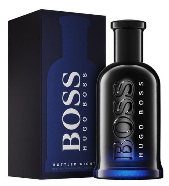 Hugo Boss Bottled Night Woda toaletowa dla mężczyzn 100ml