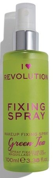 I Heart Revolution Fixing Spray Green Tea Mgiełka utrwalająca do twarzy 100ml