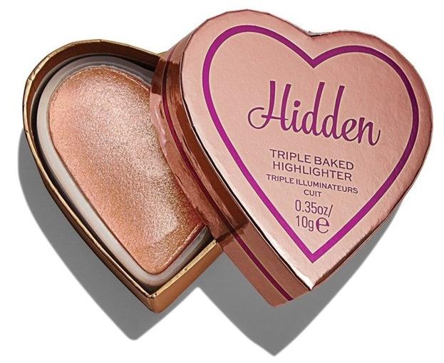 I Heart Revolution Glow Hearts Hidden Rozświetlacz