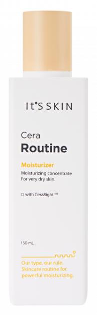 It's Skin Cera Routine Moisturizer Emulsja odżywcza do twarzy 150ml