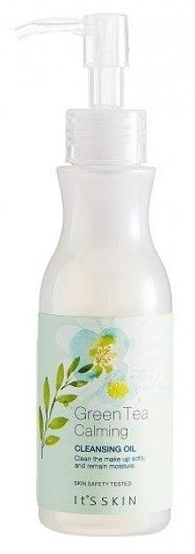 It's Skin Green Tea Cleansing Oil - Łagodny olejek do demakijażu 145ml