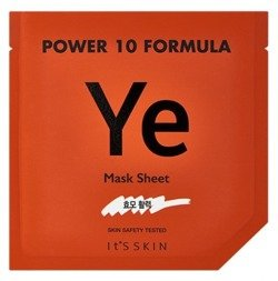 It's Skin Power 10 Formula Mask Sheet Ye Regenerująca maska w płacie 25ml