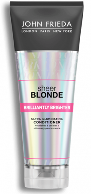 John Frieda Sheer Blonde Brilliantly Brighter Conditioner Odżywka do włosów blond 250ml