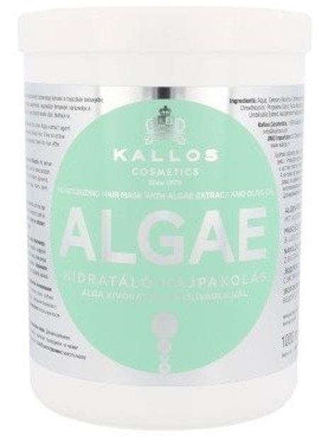 Kallos Algae Maska algowa do włosów , 1000 ml