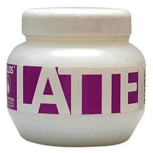 Kallos Latte Maska do włosów z wyciągiem z proteiny mlecznej, 275ml