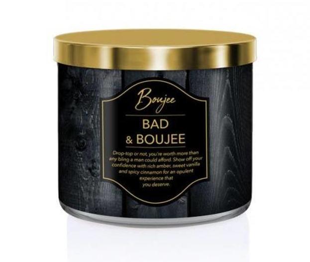 Kringle Candle BOUJEE świeca zapachowa Bad&Boujee 411g
