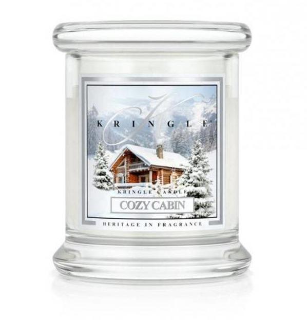 Kringle Candle Słoik Mały Cozy Cabin 127g