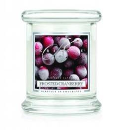 Kringle Candle Słoik Mały Frosted Cranberry 127g
