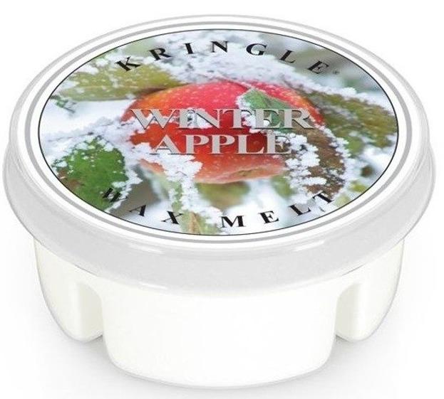 Kringle Candle Wax melt Wosk Winter Apple