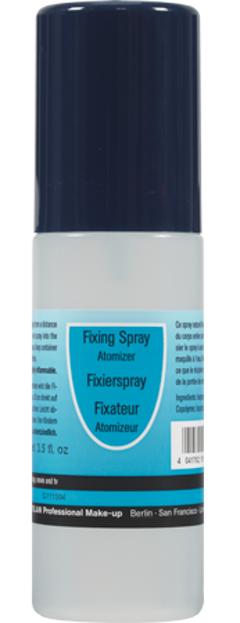 Kryolan Fixing Spray Atomizer - Spray utrwalający makijaż - atomizer, 100 ml