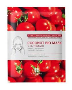 LEADERS Coconut Bio Mask with Tomato Ujędrniająca maska w płachcie 30ml