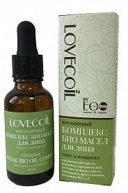 LOVECOIL Biokompleks do twarzy witaminowy 30ml