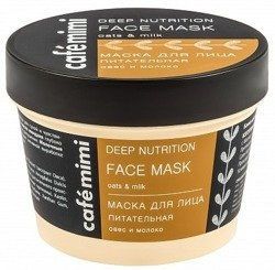 Le Cafe Mimi Face Mask Odżywcza maska do twarzy 110ml