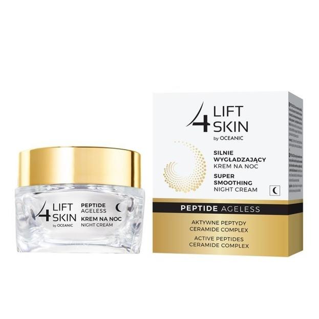Lift4Skin Peptide Ageless Ujędrniający krem na noc 50ml