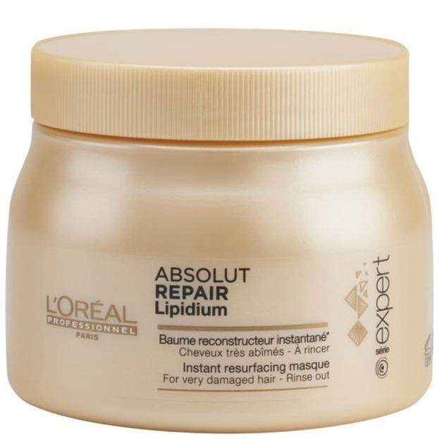 Loreal Professionnel Absolut Repair Lipidium Hair Mask - Regeneracyjna maska do włosów, 500 ml