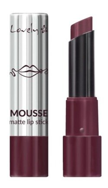 Lovely Mousse Matte Lipstick Matowa pomadka do ust 5