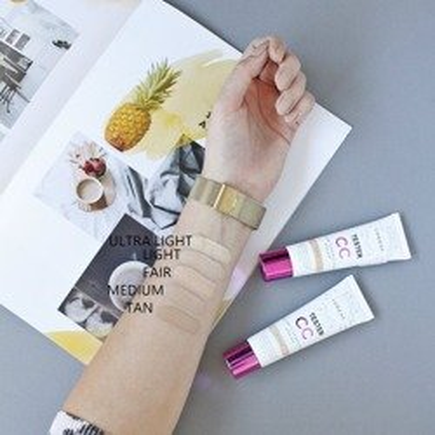 Lumene CC Color Correcting Cream Podkład krem CC Tan 30ml