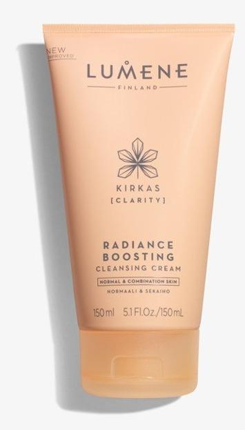 Lumene Clarity Rozświetlający krem do mycia twarzy 150ml