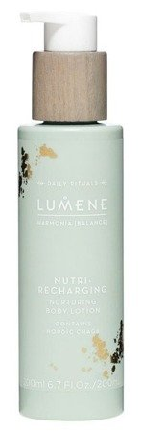 Lumene Harmonia Nutri-recharging Nurturing Body Lotion Pielęgnujący balsam do ciała 200ml