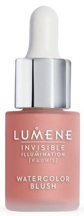 Lumene Invisible Illumination Róż z serum Pink Blossom 15ml