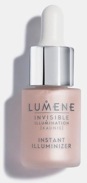 Lumene Invisible Illumination Rozświetlacz z serum Rosy Dawn 15ml
