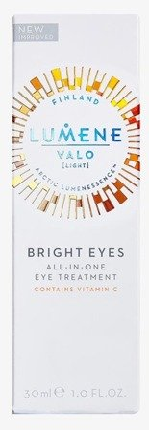 Lumene Valo Bright Eyes All-in-one Vitamin C Eye Treatment - Rozświetlający krem pod oczy 15ml [LVS]
