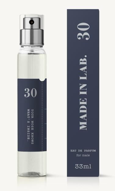 MADE IN LAB. Woda toaletowa Men 30 Zapach inspirowany 33ml