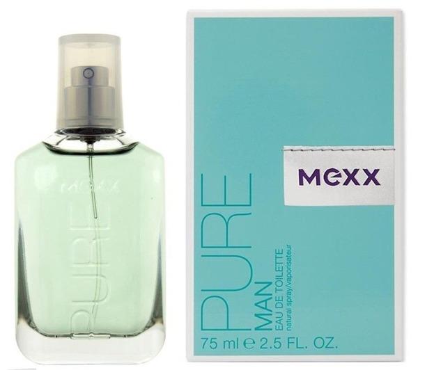 MEXX Pure Man EDT Woda toaletowa dla mężczyzn 75ml