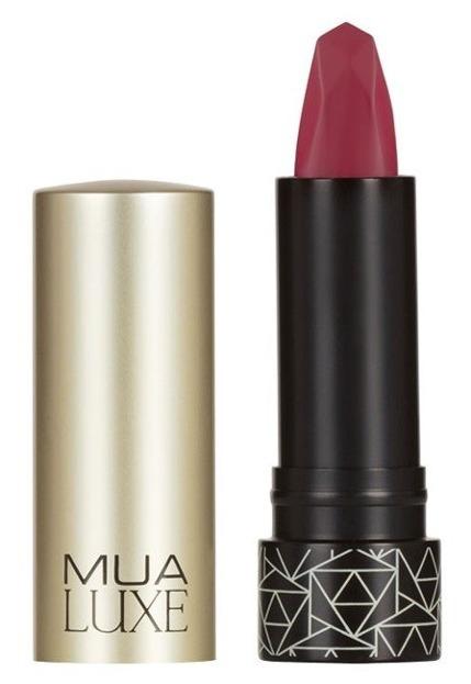 MUA Luxe Velvet Matte Lipstick Four Matowa pomadka do ust
