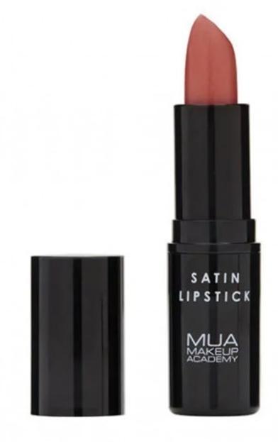 MUA Satin Lipstick Satynowa pomadka do ust TLC 3,2g