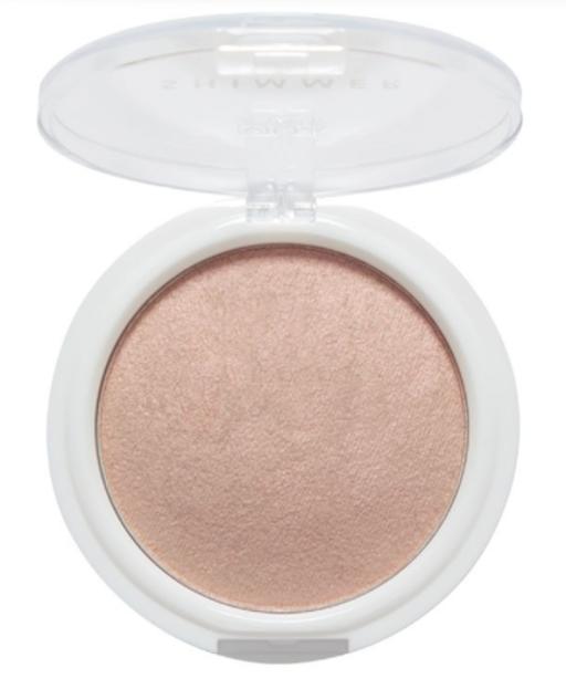 MUA Shimmer Silk Rozświetlacz do twarzy i ciała FIRST LIGHT 12g