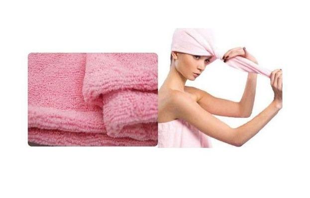 Magic Hair Drying ręcznik/turban na głowę  1 szt