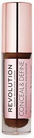 Makeup Revolution Conceal and Define Concealer Korektor do twarzy C17
