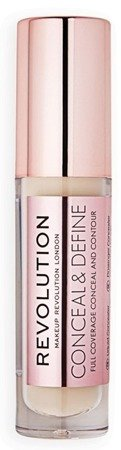 Makeup Revolution Conceal and Define Concealer Korektor do twarzy C3