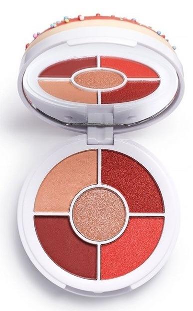 Makeup Revolution DONUTS Strawberry Sprinkles Paleta cieni do powiek