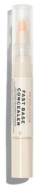 Makeup Revolution Fast Base Concealer Korektor pod oczy C1 4,5ml
