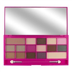 Makeup Revolution  I heart Makeup  I Heart Chocolate Love CZEKOLADA Paleta cieni do powiek