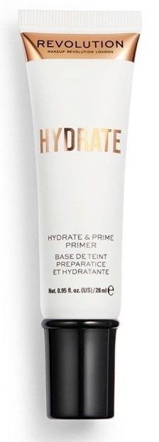 Makeup Revolution Primer Hydrate Nawilżająca baza pod makijaż 28ml
