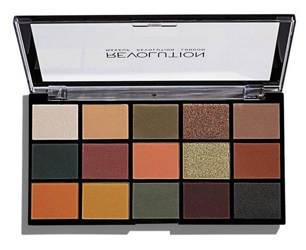 Makeup Revolution Reloaded Iconic Division Paleta cieni do powiek