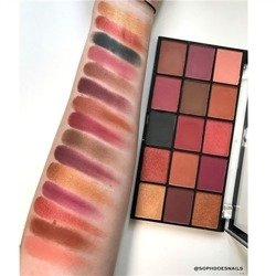Makeup Revolution Reloaded Newtrals 3 Paleta cieni do powiek