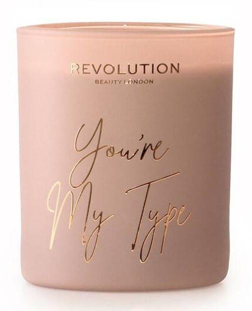 Makeup Revolution Świeca zapachowa You're My Type 200g