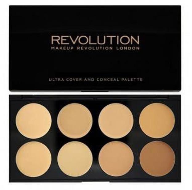 Makeup Revolution Ultra Cover&Concele Light-Medium