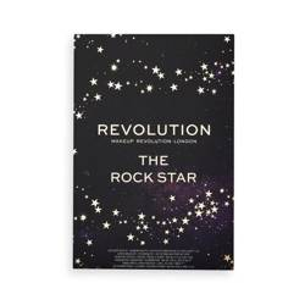 Makeup Revolution XMAS20 Zestaw prezentowy The Rock Star