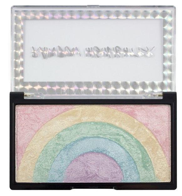 Makeup Revoluton Rainbow Highlighter Rozświetlacz do twarzy