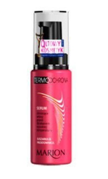 Marion Termoochrona Serum Chroniące Włosy przed działaniem wysokiej temperatury, 30 ml