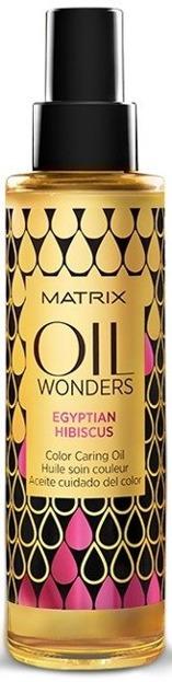Matrix Oil Wonders Egiptian Hibiskus - Olejek do włosów farbowanych 150ml