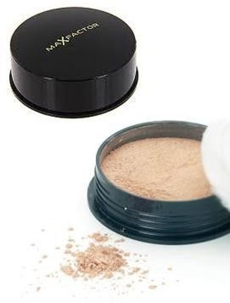 Max Factor Loose Powder Sypki puder do twarzy półtransparentny Translucent 15g